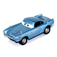 Mattel Disney Pixar Cars Moive Finn McMissile Loose 1:55 Diecast Rare Car Toy