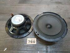 Nissan Micra K11 2000-2002 PAIR FRONT DOOR SPEAKERS LEFT RIGHT