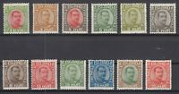 BB5640/ ICELAND – 1920 / 1922 MINT SEMI MODERN LOT - CV 335 $