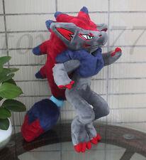 "Pokemon Zoroark Character 13"" Stuffed Animal Nintendo Game Plush Toy Doll Gift"