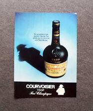 [GCG] M459 - Advertising Pubblicità - 1979 - COURVOISIER VSOP COGNAC
