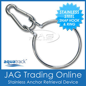 STAINLESS STEEL ANCHOR ASSIST / RETRIEVAL DEVICE SYSTEM