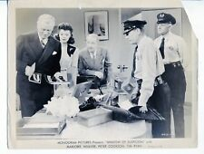 Shadow Of Suspicion-Marjorie Weaver-8x10-B&W-Still