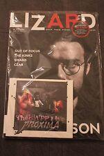 Lizard 23/2016 + CD, King Crimson, Swans, Out of Focus, The Kinks, Czar