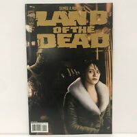 Land of the Dead #4 2005 VG+ IDW Publishing George A. Romero FIRST PRINTING