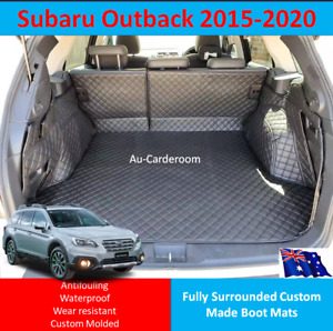 Custom Made Trunk Mats Boot Liner Cargo Cover Fits Subaru Outback 2015-2020
