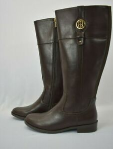 Tommy Hilfiger Women's Imina Riding Boots 7.5 new without box