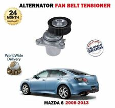 FOR MAZDA 6 1.8 2.0 2.5 2/2008-> ALTERNATOR FAN AUXILIARY BELT TENSIONER BEARING