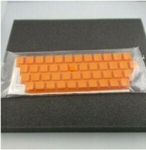 Speedskin Learn To Type Keyboard Skin Universal Cover Keys Orange Learning