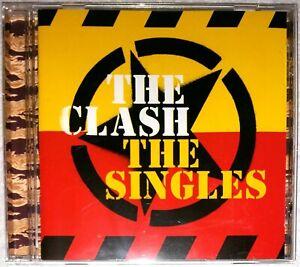 Clash - The Singles, CD