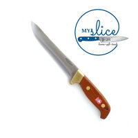 """Svord 6 1/4"""" General Purpose Knife 870BB - Complete with Leather Sheath."""