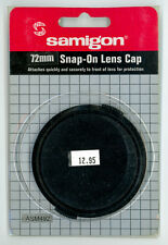 Snap-On Lens Cap, 72mm