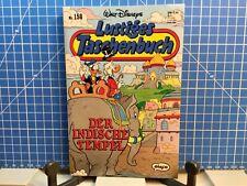 Walt Disney's Lustiges Taschenbuch  Heft Nr. 158    1.Auflage 1991  Donald & Co.