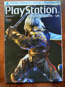 Official PlayStation Magazine December 2020 #181 Godfall