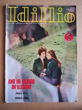 IDILLIO n°146 1975 ed. Lancio  [G577]