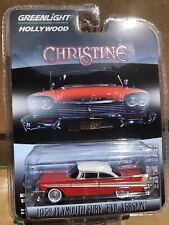 Greenlight 1:64 Hollywood series 24 Plymouth Christine Evil Version