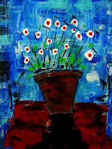 (FLOWERS) Miami arte Cuban artist