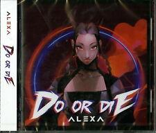 ALEXA-DO OR DIE-JAPAN CD+DVD F56