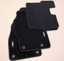 New Genuine Vauxhall Corsa E 2015- Tailored Velour Carpet Floor Mats UKCVA025