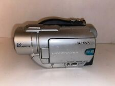 Sony DCR-DVD405 3MP DVD Handycam Camcorder with 10x Optical Zoom FREE SHIPPING