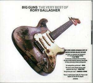 "Rory Gallagher ""Big Guns The Very Best"" 2 SACD Multichannel wie neu"