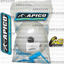 Apico Dual Stage Pro 3 Pin Air Filter For KTM SX 125 2007 07 Motocross Enduro