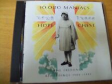 10,000 MANIACS HOPE CHEST THE FREDONIA RECORDINGS 1982-1983 CD AAD