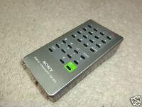 Original Sony RM-605 Fernbedienung / Remote, 2 Jahre Garantie