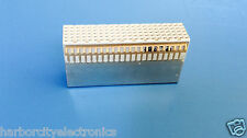 352152-1 AMP CONNECTOR 2MM HM SERIES RCPT 110 POSITION R/A GOLD Z-PACK