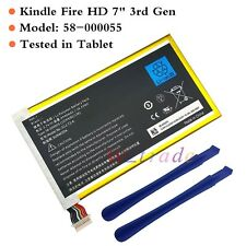 "Genuine New Battery For Amazon Kindle Fire HD 7"" 3rd Gen P48WVB4 58-000055"