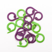 KnitPro Split Ring Stitch Markers - Pack of 30 for Knitting and Crochet