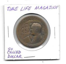 (J) So Called Dollar Time Life Magazine