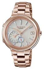 Relojes de pulsera Casio oro rosa