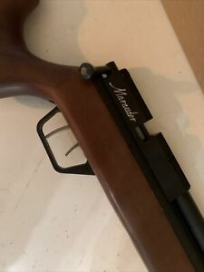 Benjamin Marauder BP2564 PCP Air Rifle...has Only Been Fired Once