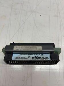 1987-1993 Ford Mustang EFI ECU Computer ECC-IV Superchip Tuner Module Chip 5.0L