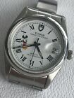 Tudor Prince by Rolex Mickey Mouse Roman Dial OysterDate Automatic Men Size