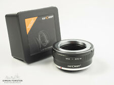 K&F Concept M42 to EOS-M Adapter