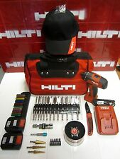 HILTI SFD 2-A DRIVER COMPLETE, NEWEST MODEL, DURABLE, FREE EXTRAS, FAST SHIP