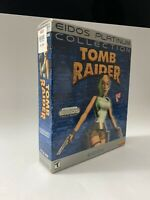 Eidos Platinum Collection Tomb Raider Big Box PC CD-Rom 2000 CIB Core
