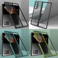 For Samsung Galaxy Z Fold 2 5G Phone Case Luxury 360° Full Body Cover Shell Skin
