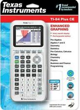 Texas Instruments 84+CE Graphing Calculator - White