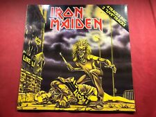 W2-56 IRON MAIDEN ... 4 TRACK ... IMPORT HOLLAND ... 1980 ... LC 0542