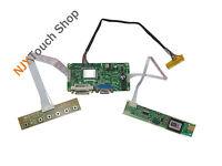 DVI VGA LCD Controller Driver Board For LP141WX1 LP141WX3 1280X800 LCD Screen