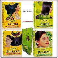 Herbal Hair Growth Skin Care Anti Dandruff Amla Shikakai Brahmi Aritha Powder