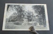 Victoria Home, Hillside North Malcolm Street, Ossining Westchester County NY