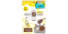 Beauty Bubble Co2 Skin Peel Pack Damask Rose Honey  3 pieces in box
