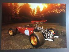 1968 Ferrari 246 Dino Tasman Race Car Print, Picture, Poster, RARE! Awesome L@@K