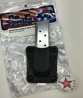 Desantis® Black Kydex Ambi Quantico Single Stack 1911 Magazine Pouch A86KJLLZ0