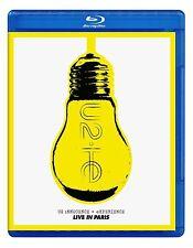 U2 iNNOCENCE + eXPERIENCE Live in Paris Blu-ray NEU & OVP