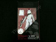"Star Wars Black Series 1st Order Snowtrooper Officer 6"" Exclusive Action Figure"